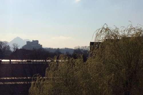 Sonnige 2-Zimmer-Wohnung in Parsch mit Panorama und Festungsblick