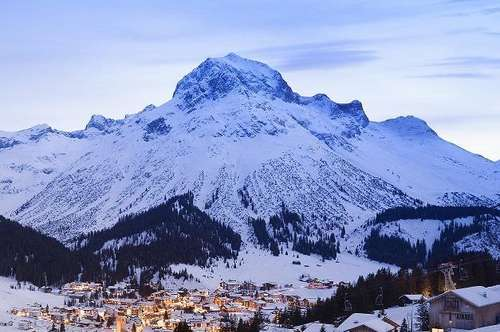 Ferienwohnung mit Vermietungspflicht in LECH am Arlberg | Ski-in und Ski-out | Top 4