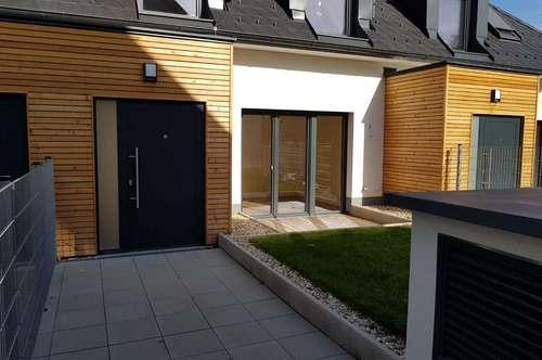 Wohnung mit Garten am Liesingbach