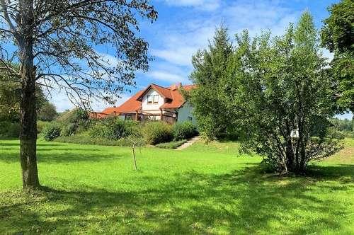 Gartenidylle in Schiefling