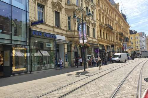 Top Geschäftslokal direkt an Linzer Landstraße mit hoher Kundenfrequenz zu vermieten