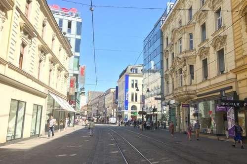 Großes Geschäftslokal in bester Topfrequenzlage auf der Linzer Landstraße zu vermieten