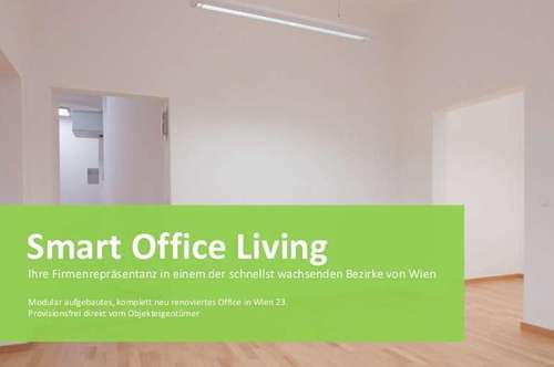 Atelier- Büro - Geschäftslokal in Nähe Wohnpark Alt Erlaa