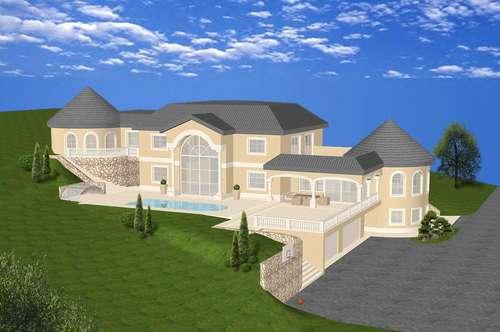 Einzigartige Villa