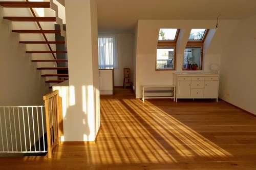 Privatverkauf: 4 Zimmer Maisonette Wohnung mit Dachterrasse im Zentrum Klosterneuburgs