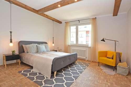 Einzigartige und neu renovierte Wohnung in zentraler Lage