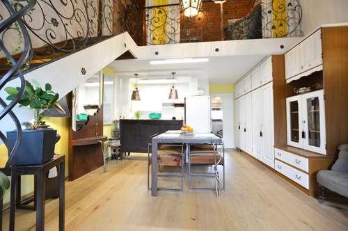 Sonnige Maisonette Wohnung in absoluter Ruhelage