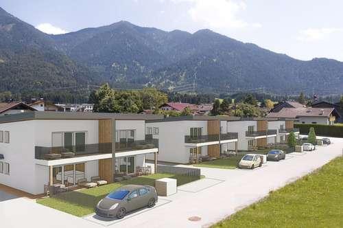 Doppelhaushälften in Pflach