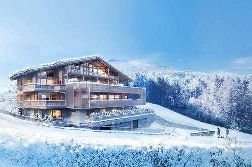 Ski in / Ski out: Edle Neubau-Wohnungen mit Kaiserblick