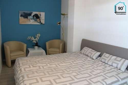 Koffer packen und einziehen: Möblierte 2 Zimmer Wohnung in guter Lage