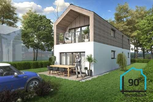 Neubau Einfamilienhaus in ruhiger, sonniger Lage