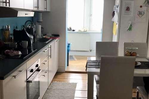 Provisionsfreie 2,5 Zimmer-Wohnung mit Seesicht