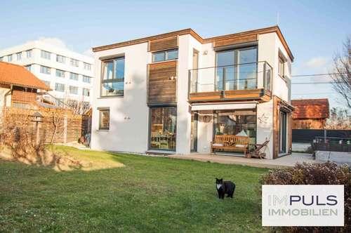 Modernes Kleingarten-/Einfamilienhaus auf Doppelparzelle | TOP Anbindung | ruhig gelegen | großer Garten