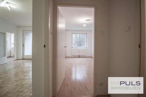 Ruhige, gut geschnittene & gepflegte 2-Zimmer Wohnung   Loggia & Ausblick ins Grüne   Hietzing