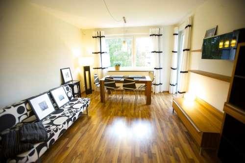 Neu adaptierte 2-Zimmer-Wohnung zu verkaufen. Univiertel. Modern möbeliert.