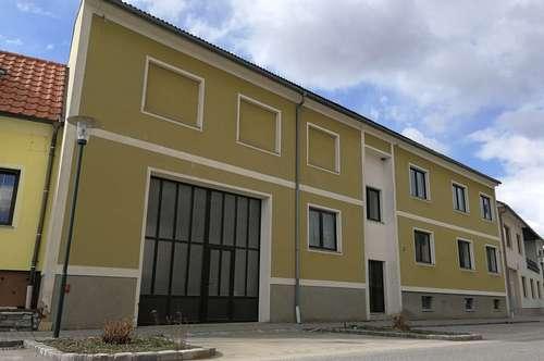 Wohnhaus mit Hof, Viehstall und Scheune