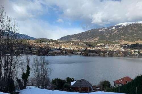 Traumhafte Ferienimmobilie mit See und Bergblick
