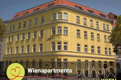 30 m2 Apartment voll möbliert, ausgestattet im Erdgeschoß   ab 10.01.2020  für max 6 Monate neu  zu vermieten