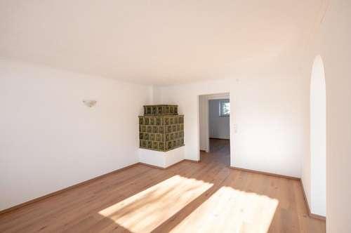 neu renovierte 4-Zimmer-Garten-Wohnung