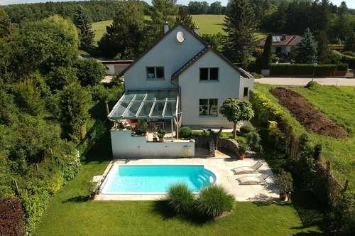 Exklusiv und neuwertig - Traumhaus in Gaaden bei Mödling