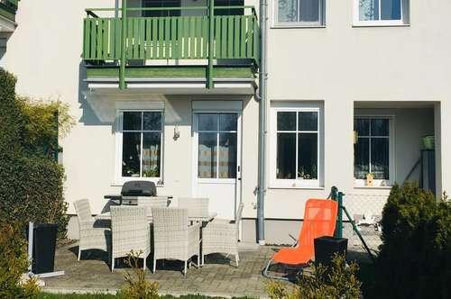 Provisionsfreie Gartenwohnung mit Traunsteinblick und teilweisen Seeblick / inkl. eigener Garage