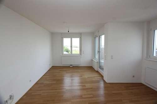 Neuwertige 2-Zimmer-Wohnung mit Terrasse