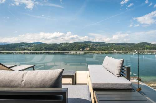 Provisionsfrei - Penthouse am Wörthersee, Hermitage Luxury Residences, TOP E07b