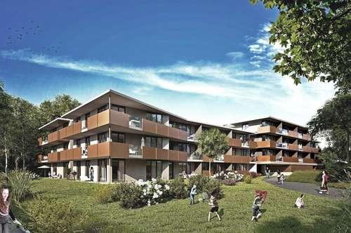 ERSTBEZUG: 28 exklusive, neue Wohnungen in Kufstein zu vermieten! Beispielwohnung TOP B 12 – 3 Zimmer