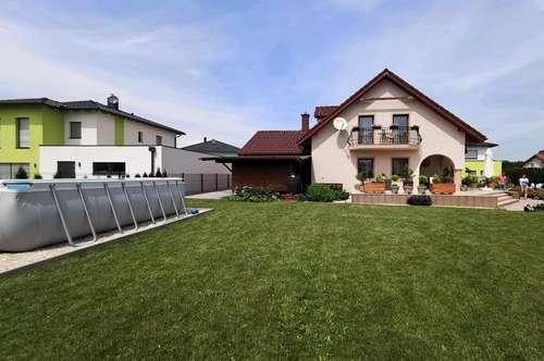 Familienwohntraum in Mistelbach auf 740m² Grund!