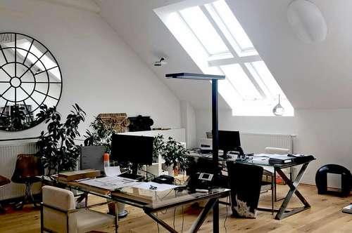 *PROVISIONSFREI* Außergewöhnliche und exklusive Wohnung im Zentrum Badens direkt neben Parkdeck