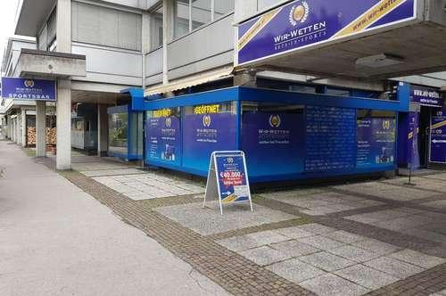 Sportbar mit Wettbüro in Klagenfurt nähe Bahnhof und Messe