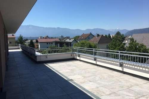 Penthouse-Wohnung, 4 Zi., Sonnen-Terrasse in ruhiger Lage