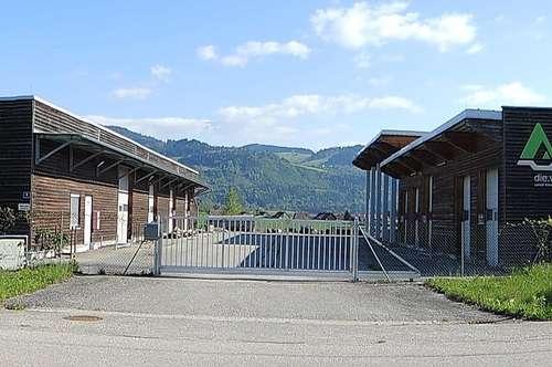 Bauhofareal im Interkommunalen Industrie- und Gewerbepark Südkärnten