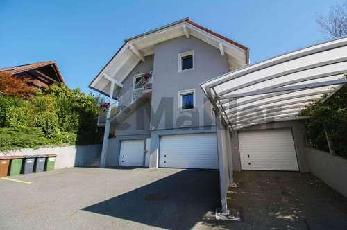 Stilvolle 2-Zi.-Whg. mit eigenem Garten, Spitzboden und Garage in ruhiger Lage in Lieboch bei Graz