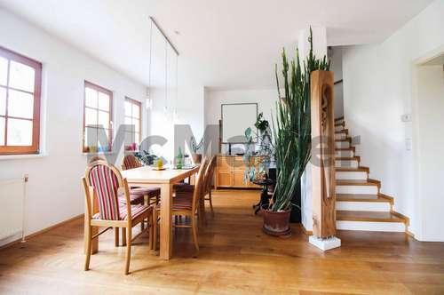 Elegantes, behagliches Reihenhaus mit Garten in gepflegter Wohnsiedlung