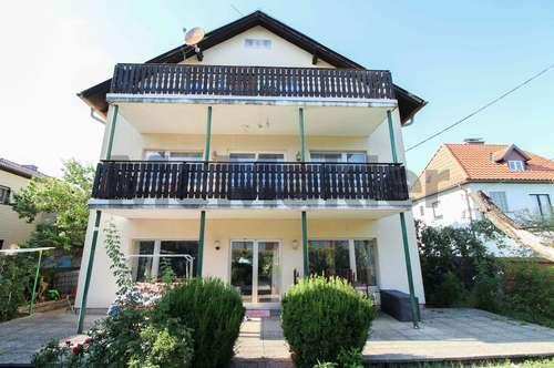 Nutzungsvielfalt in Stadtlage: Saniertes EFH für bis zu 5 WE in Linz-Neue Heimat