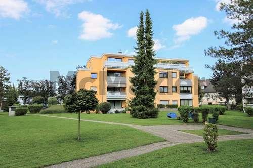 10 Min. bis zur Altstadt: Sonnige 3-Zi.-Whg. mit Garten und TG-Stellplatz in ruhiger Lage von Gnigl