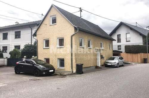 Idyllisch wohnen nahe der Steyr: EFH mit Gestaltungspotenzial in naturnaher Lage