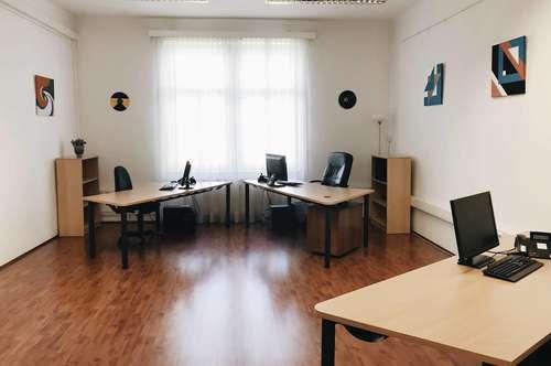 Einzelne Bürozimmer (25, 30, 40 m²) in repräsentativem Büro  in bester Innenstadtlage