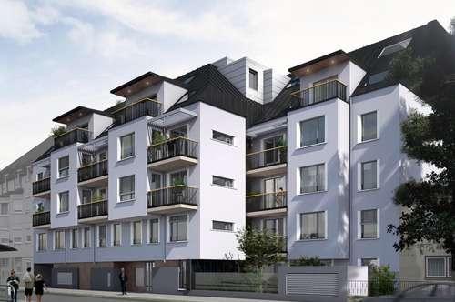 TERRACED HOUSE - Perfekte Neubauwohnung mit Balkon