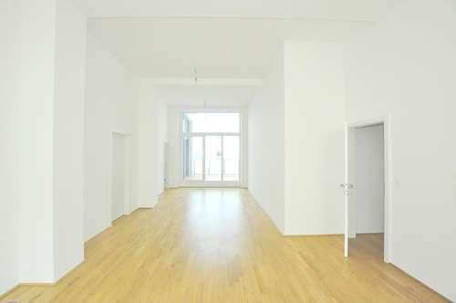 Loftartige 3 Zimmer mit Freiflächen!
