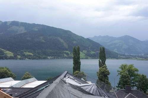 Geräumige 3-Zimmerwohnung mit Blick auf Zeller-See