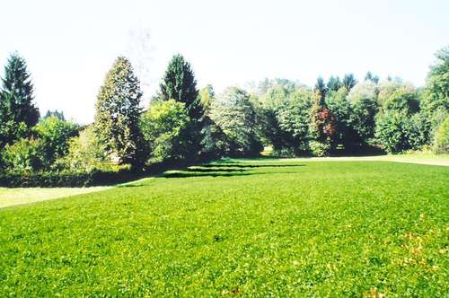 Zentrumnahes Grundstück in Velden, Anlegerobjekt