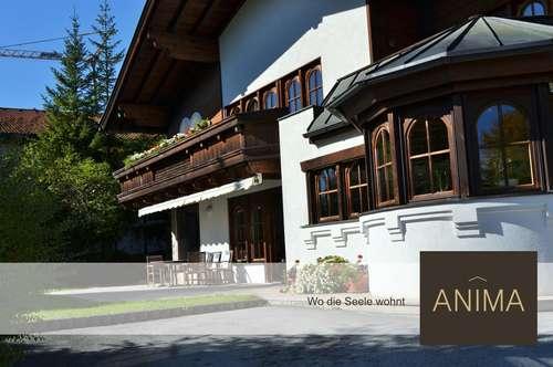 Wunderschöne Landhausvilla am Fuße des Naturparks Karwendel