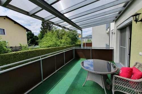 Wunderschöne 3-Zimmer Wohnung mit ca. 15m² Terrasse in Andritz!