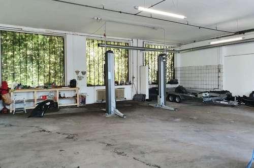 Großzügige Werkstatt in zentraler Lage! Nähe City Park!