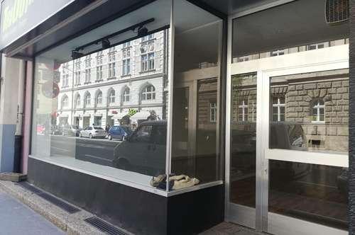 Geschäftslokal in Innsbrucker Innenstadt