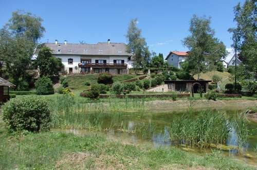 Gepflegtes Landhaus mit 3 Wohneinheiten