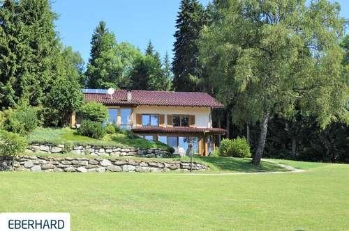 EXCLUSIVES LANDHAUS mit 3 Ferienwohnungen in bester RUHELAGE