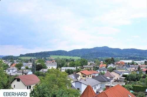 Fernblick: BAUGRUNDSTÜCK mit ca. 858m² und ca. 1.712m² Wald und Böschung in toller Wohnlage .